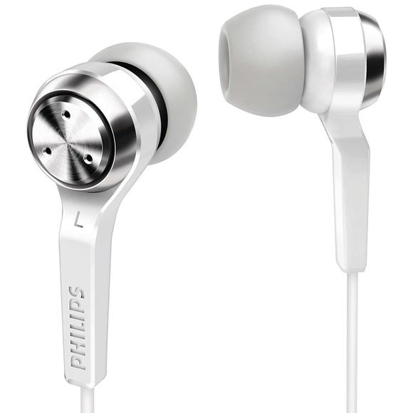 Philips Gürültü Önleyici Kulakiçi Kulaklık Beyaz SHE8500WT/10