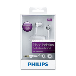 Philips Gürültü Önleyici Kulakiçi Kulaklık Beyaz SHE8500WT/10 - Thumbnail