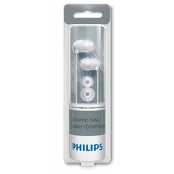 Philips Kulakiçi Kulaklık Beyaz SHE3590WT - Thumbnail