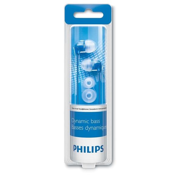 Philips Kulakiçi Kulaklık Mavi SHE3590BL