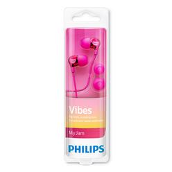 Philips Kulakiçi Kulaklık Metalik Pembe SHE3700PK/00 - Thumbnail