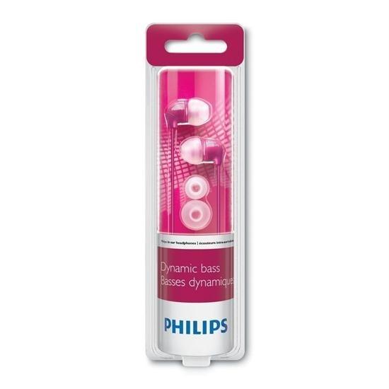 Philips Kulakiçi Kulaklık Pembe SHE3590BL