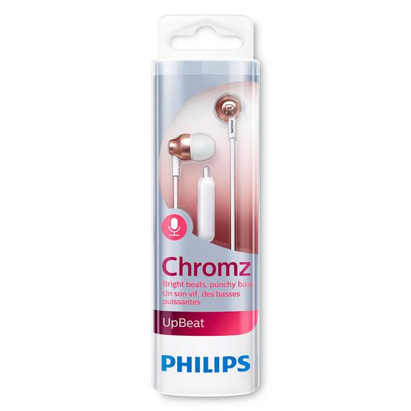 Philips Mikrofonlu Kulakiçi Kulaklık Altın SHE3855RG/00