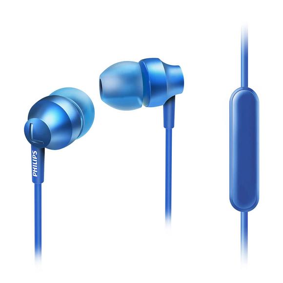 Philips Mikrofonlu Kulakiçi Kulaklık Mavi SHE3855BL/00
