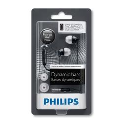 Philips Mikrofonlu Kulakiçi Kulaklık Siyah SHE3595BK - Thumbnail