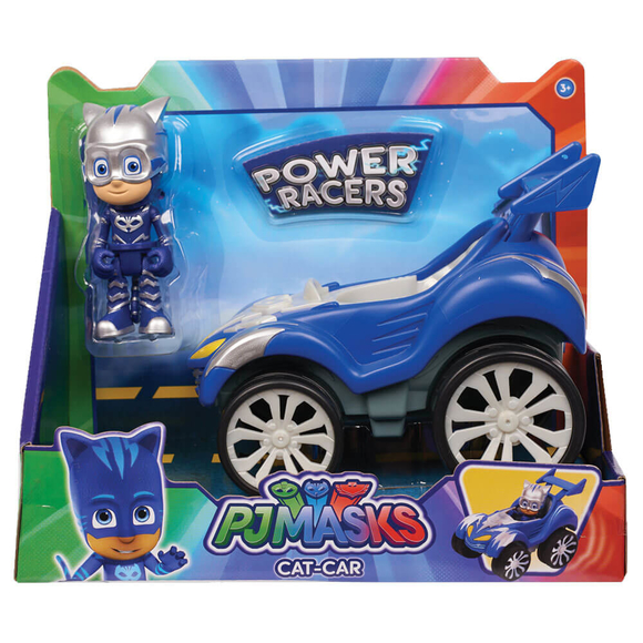 Pijamaskeliler Power Racer Araçlar PJM96000