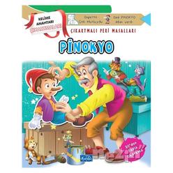Pinokyo - Çıkartmalı Peri Masalları - Thumbnail