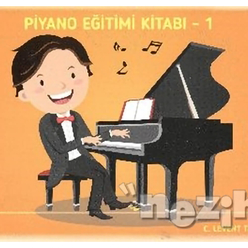 Piyano Eğitimi Kitabı -1 - Thumbnail