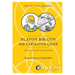 Platon Bir Gün Karikatür Çizer - Thumbnail