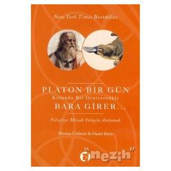 Platon Bir Gün Kolunda Bir Ornitorenkle Bara Girer - Thumbnail