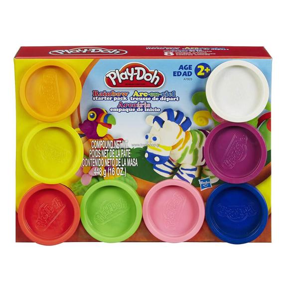 Play-Doh Gökkuşağı Seti A7923
