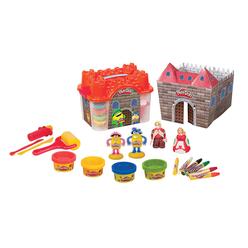 Play-Doh Kale Oyun Hamur Seti 03185 - Thumbnail
