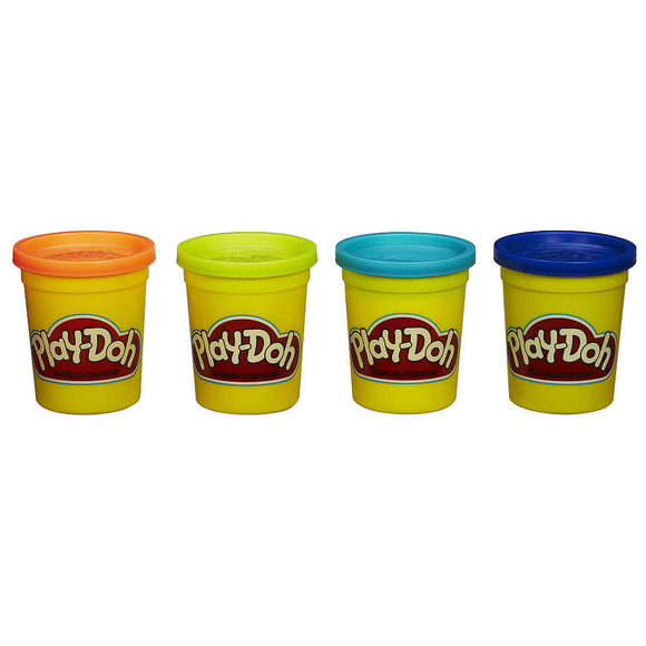 Play-Doh Oyun Hamuru 4 Renk B5517