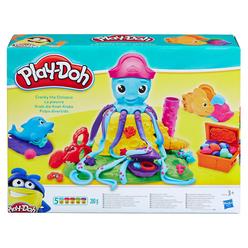 Play-Doh Oyuncu Ahtapot E0800 - Thumbnail