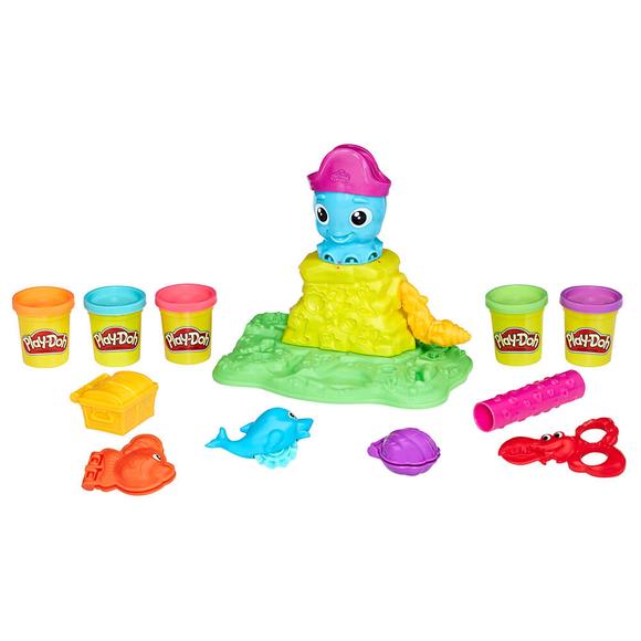Play-Doh Oyuncu Ahtapot E0800