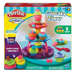 Play-Doh Pasta Kulesi A5144 - Thumbnail
