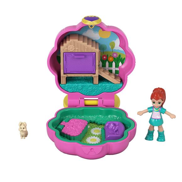 Polly Pocket Başlangıç Micro Oyun Setleri GMM47