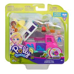 Polly Pocket Pollyville Araçları GGC39 - Thumbnail