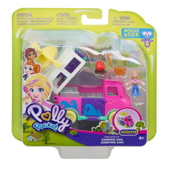 Polly Pocket Pollyville Araçları GGC39