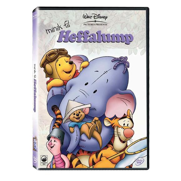Pooh's Heffalump Movie - Minik Fil Heffalump - DVD