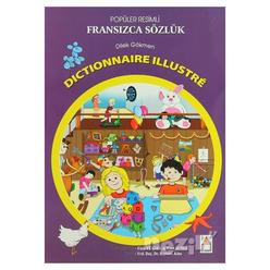 Popüler Resimli Fransızca Sözlük / Dictionnaire Illustre - Thumbnail