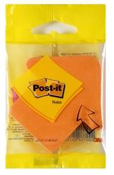 Post-it Ok Şekilli Not 3 Renk 225 Yaprak 2007A - Thumbnail