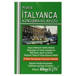 Pratik İtalyanca Konuşma Kılavuzu(mini boy) - Thumbnail