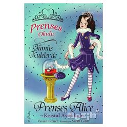 Prenses Okulu 10: Prenses Alice ve Kristal Ayakkabı - Thumbnail