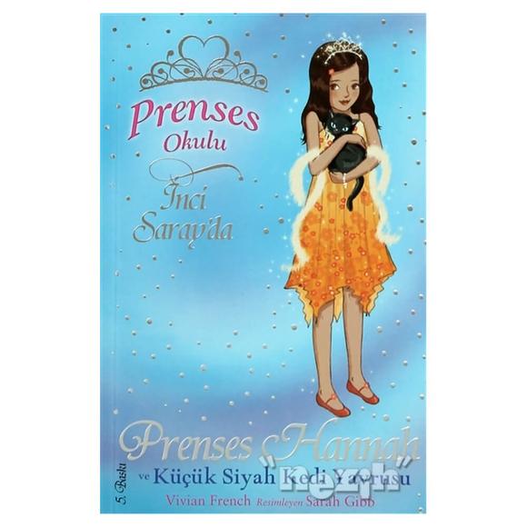 Prenses Okulu 19: Hannah ve Küçük Siyah Kedi