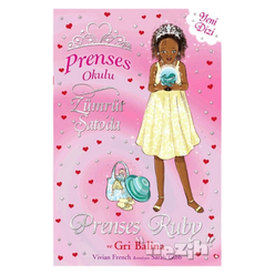 Prenses Okulu 27: Prenses Ruby ve Gri Balina - Thumbnail
