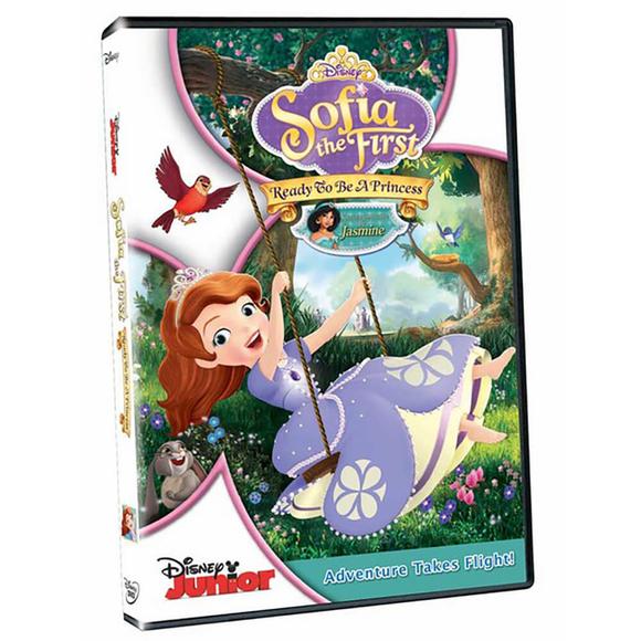 Prenses Sofia: Bir Varmış Bir Yokmuş - DVD