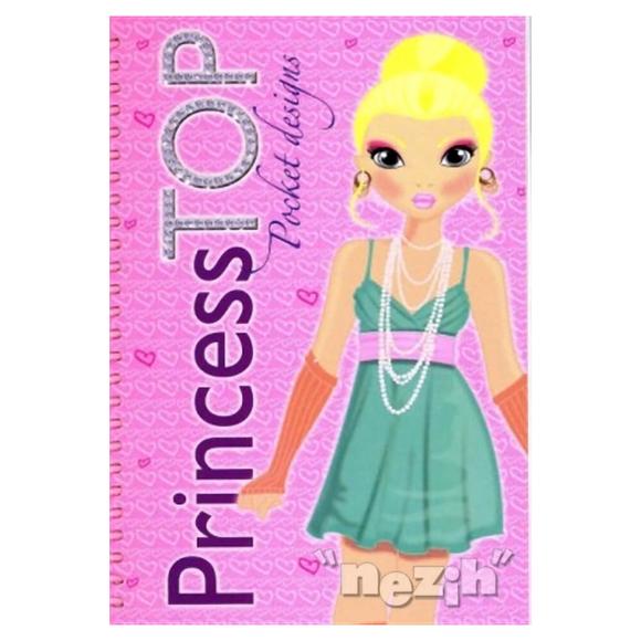 Princess Top Desing Your Dress (Pembe)