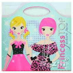 Princess Top Fashion Purse -1 (Yeşil) - Thumbnail