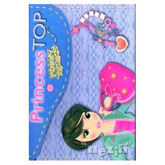 Princess Top Funny - Make Up (Pembe)