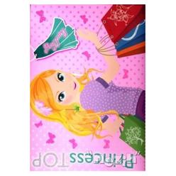 Princess Top My Shopping (Pembe) - Thumbnail