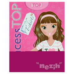 Princess Top - My T-Shirts (Pembe) - Thumbnail