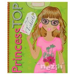 Princess Top - My T-Shirts (Yeşil) - Thumbnail