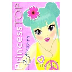 Princess Top Stickers (Pembe Sarı) - Thumbnail