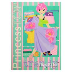 Princess Top Trendy (Yeşil) - Thumbnail