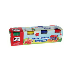 Pritt Oyun Hamuru 100 gr 4 Renk - Thumbnail