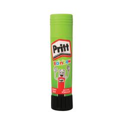 Pritt Rainbow Stick Yapıştırıcı 10 gr Yeşil - Thumbnail