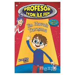 Profesör İyon İle Fen : En Havalı Yarışma - Thumbnail
