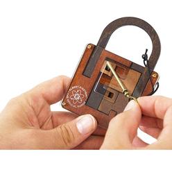 Professor Puzzle 3D Einstein's Lock Puzzle EIN-8 - Thumbnail