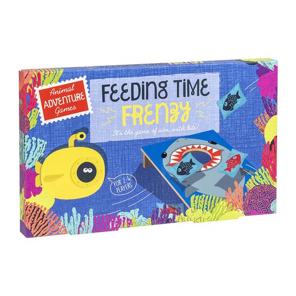 Professor Puzzle Feeding Time Frenzy Bean Bag Toss AG-6