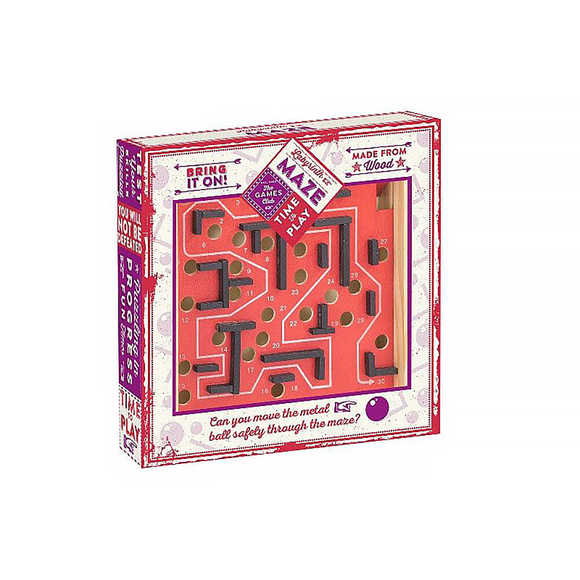 Professor Puzzle Games Club Maze Large