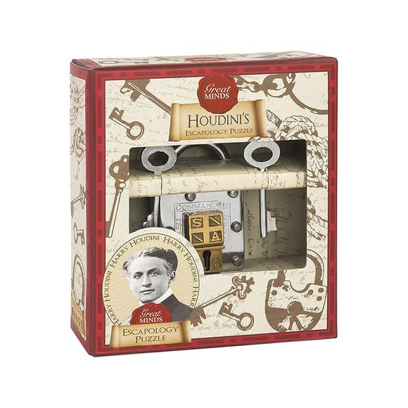Professor Puzzle Houdini`s Escapology Puzzle GM-19