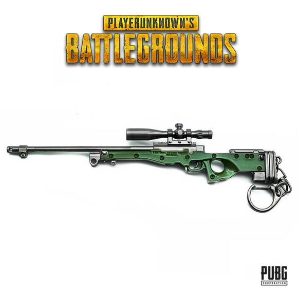 Pubg Anahtarlık AVM Sniper