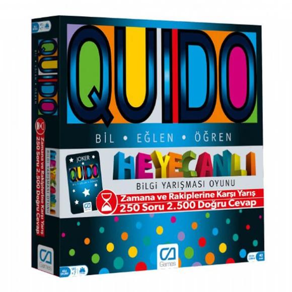 Quido Eğitici Oyun Kutusu 5046