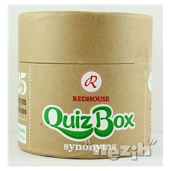 Quiz Box Synonyms