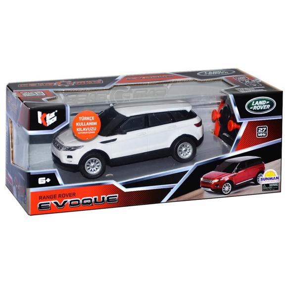 Range Rover Evoque Uzaktan Kumandalı Araba 1:26 Ölçekli 89181